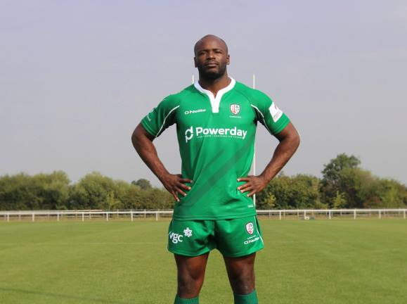 London Irish Image