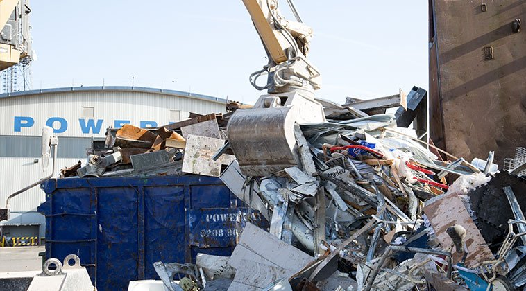 Metal Recycling Image
